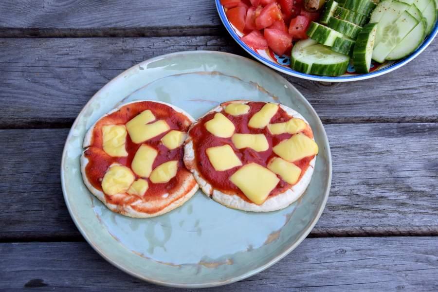 The fooddiaries: september
