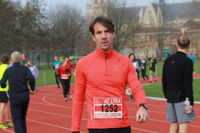 Mag het wat minder zijn? Marathontopper Peter DeGroof