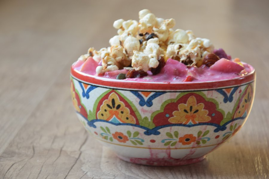 The fooddiaries: maart