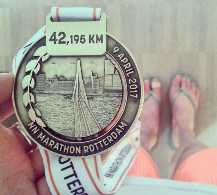 The marathon stories (6): Rotterdammarathon