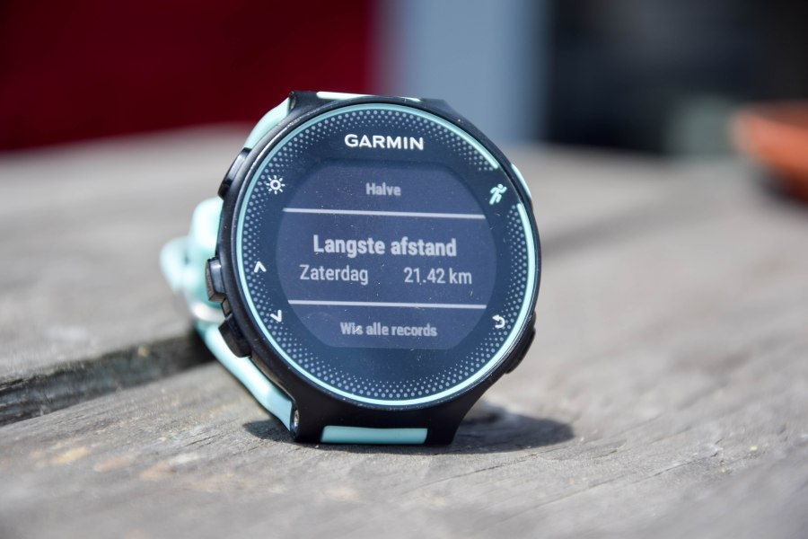 Test the technology: Garmin Forerunner 235