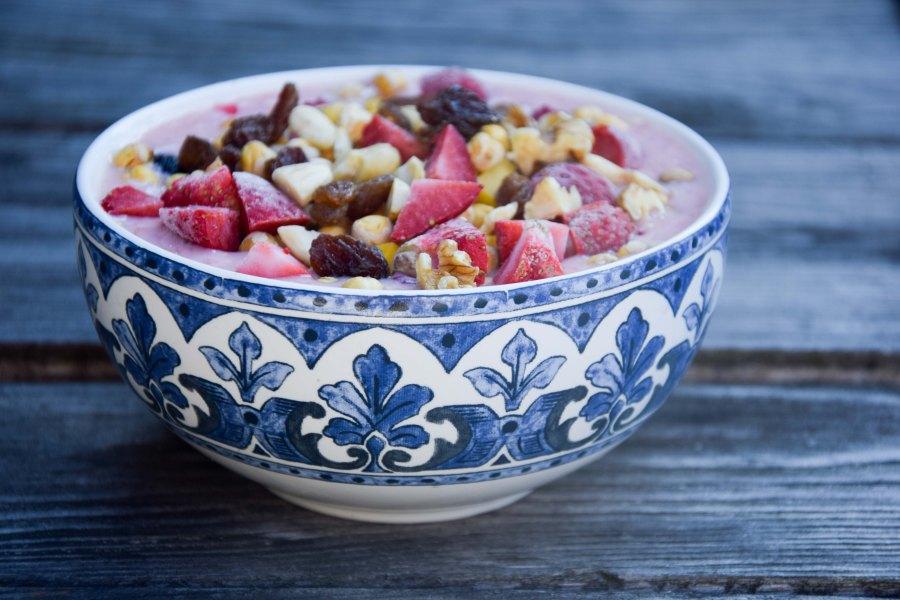 Drie keer gezond ontbijten in dezomer