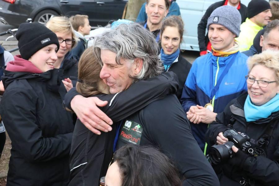 Gent en haar eerste marathon: Stefaan Engels & Delphine DeGrauwe