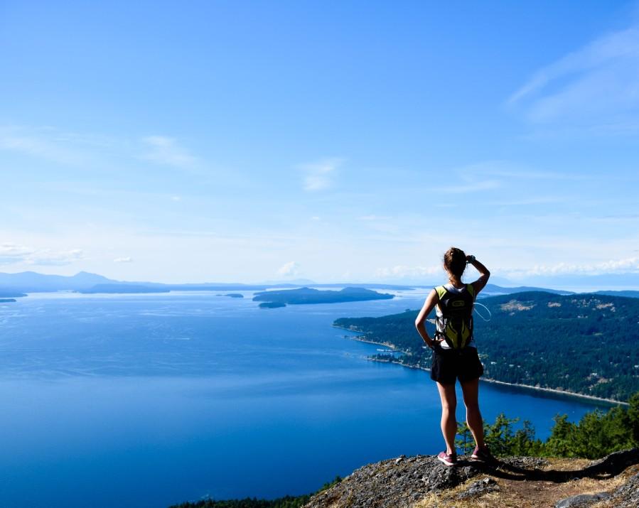 Canada (3): Van Vancouver Island naar Salt SpringIsland