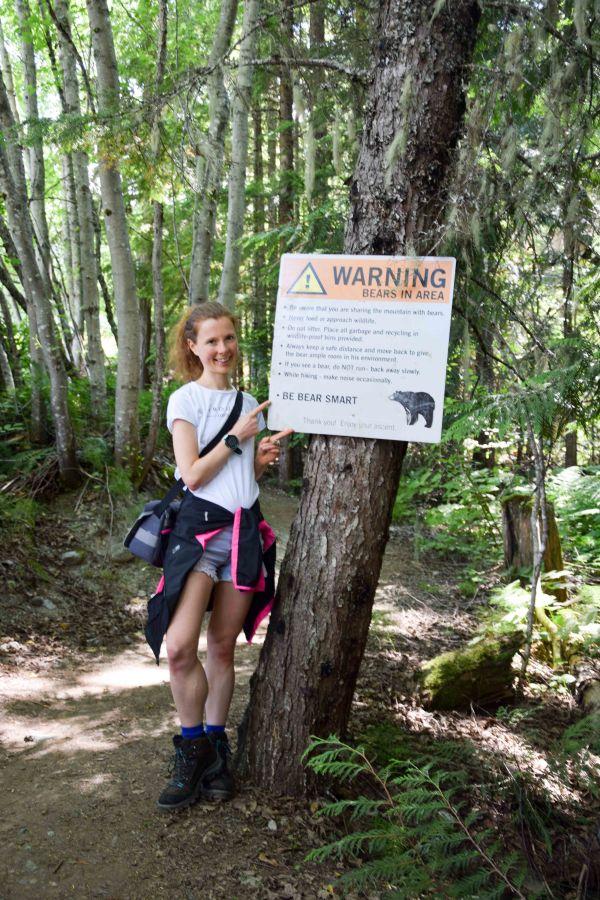 Canada: Van Vancouver naar de SunshineCoast