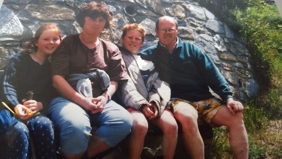 Lieve mama en papa: over doorzetten (+ startnummerAmsterdam)