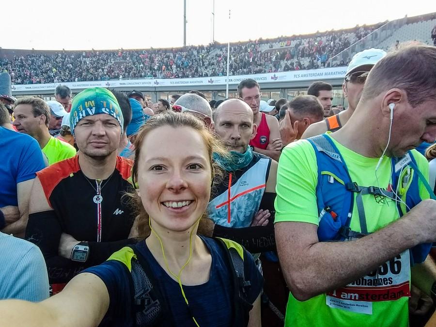Marathonverslag: Amsterdam 2017 (deel1)