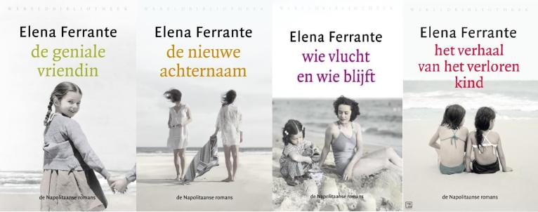 de-napolitaanse-romans-van-elena-ferrante